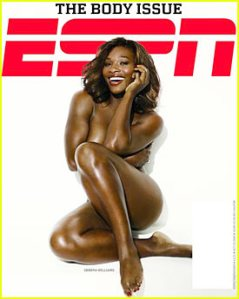 Serena ESPN